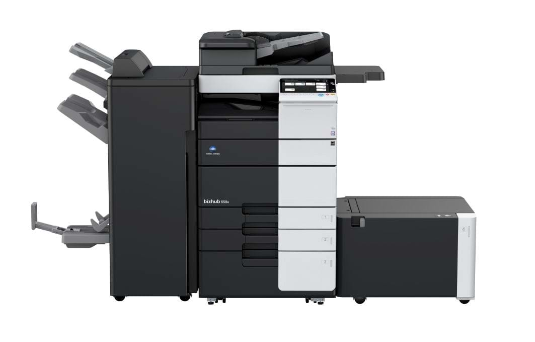 Konica Minolta bizhub 658e office printer