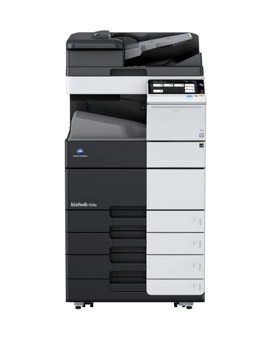 Konica Minolta bizhub 458e office printer